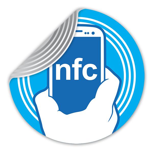 NFC-Tag-Sticker-Design