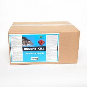 Rodent Kill rágcsálóirtó BLOKK 10kg